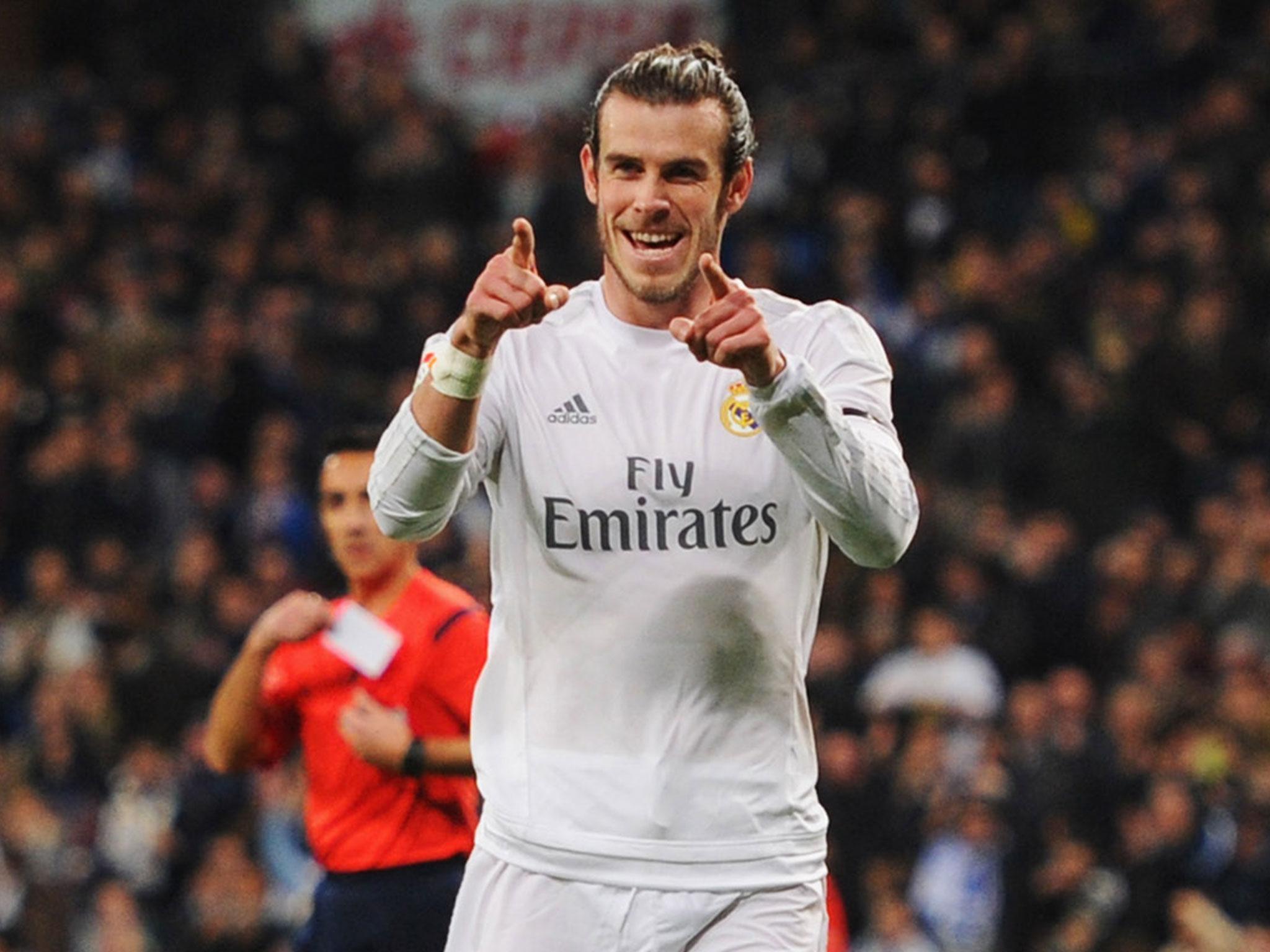 Gareth Bale Getty