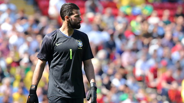 Anfield Alisson