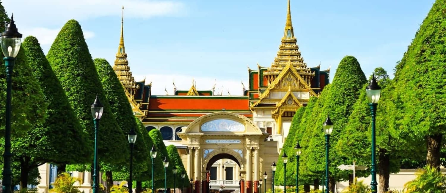 Top 3 Places to Visit in Thailand
