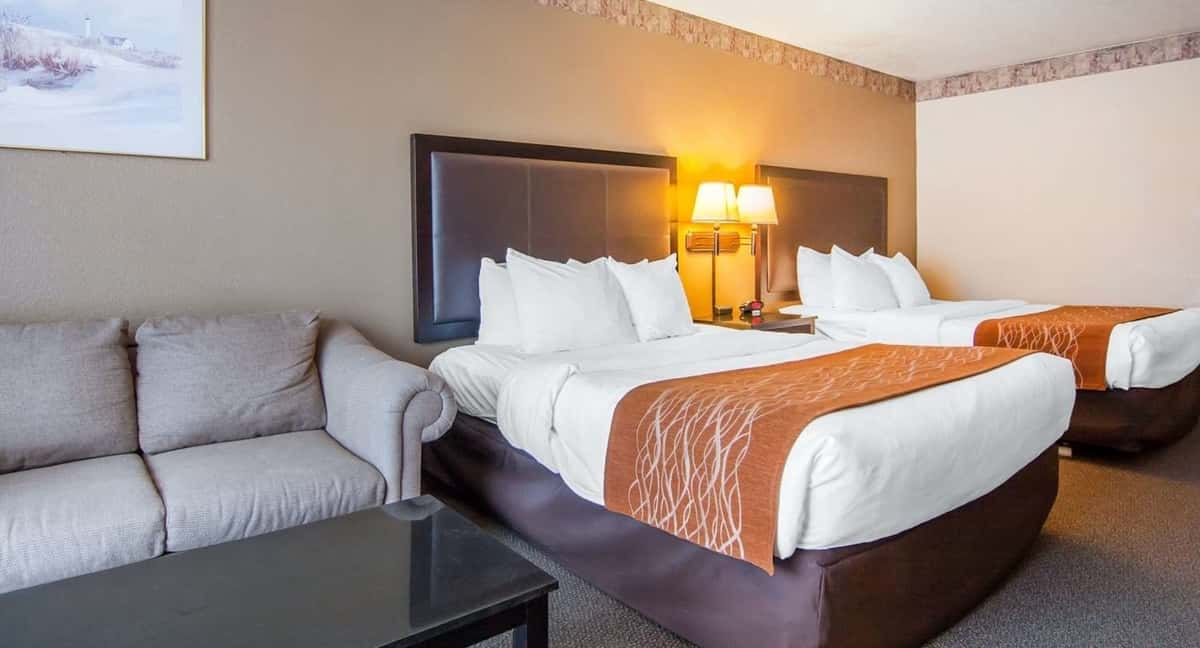 The Comfort Inn & Suites, Lincoln City