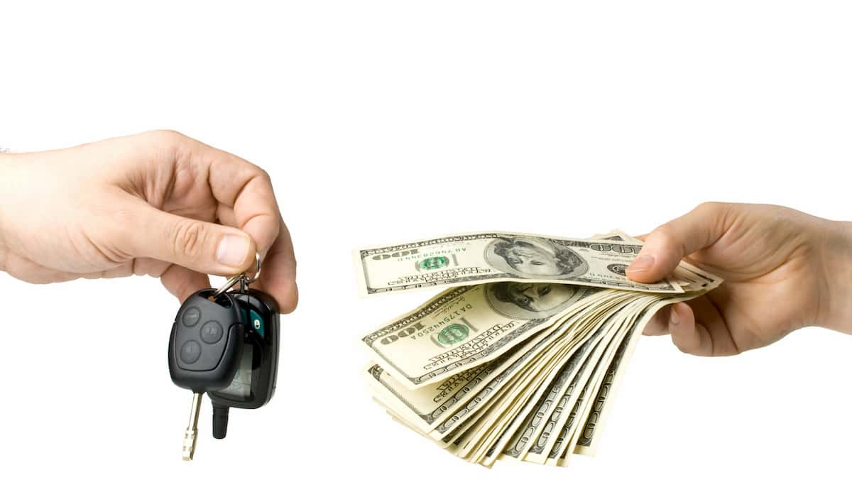 Buying a Car With Cash